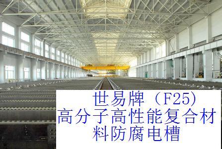 f25新型防腐电解槽